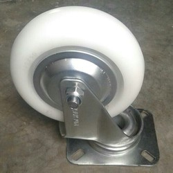 PU and Nylon Caster Wheels | Manufacturer from Pune