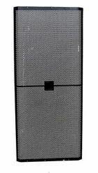Black Metal Sheet Unique Pro Speaker Box Grills