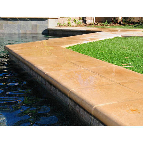 Pool Coping Stone Manufacturer from Jodhpur