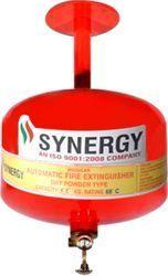 Mild Steel ABC Dry Powder Type 10KG Automatic Modular Powder Fire Extinguisher