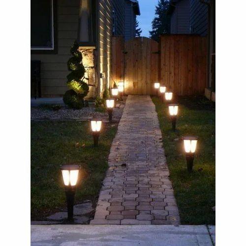 Led Outdoor Garden Light Landscape, Garden Light Led