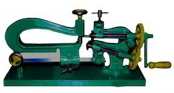 hand operated circle cutting machine