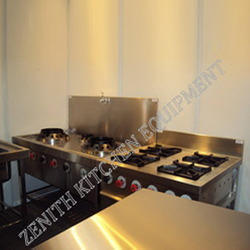 Cooking Burner for Commercial Kitchen
