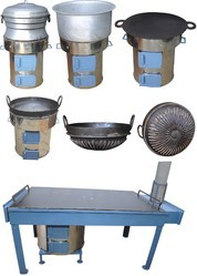 Commercial Biomass Cooking Stoves