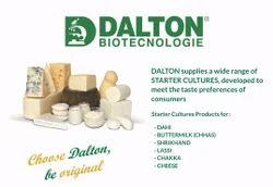 Dalton Starter Culture dairy culture Dairy Cultures, Quantity Per Pack: 25 , Packaging Type: Box