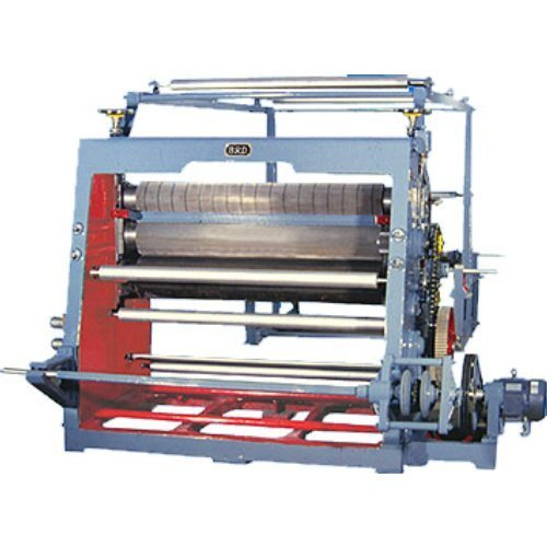 Corrugation Machines - Pneumatic Fingerless High Speed Single Face