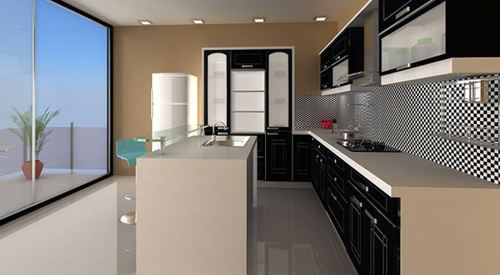 Parallel Kitchen - View Specifications