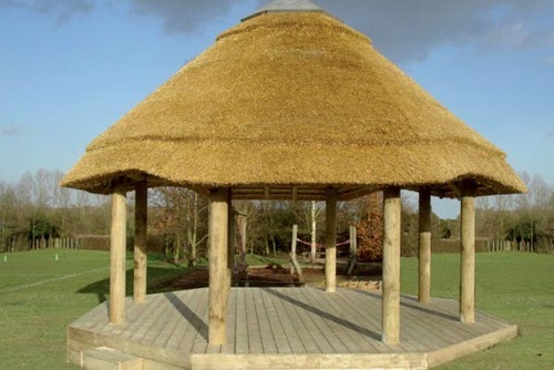 Perfect Roofing Nature Thatch