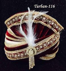 Wedding Turban For Grooms