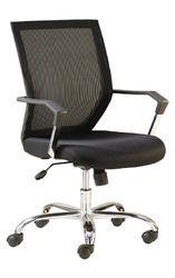 Workstation Mesh Back Chair (Black)