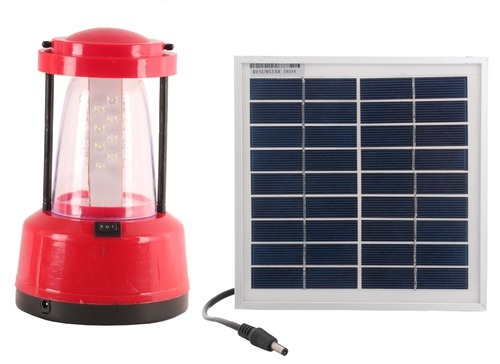 3 W Infinite High Glow Rechargeable Solar 24 Led Lantern