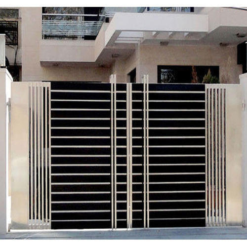 Ss Front Gate Designer Stainless Steel Gate Ss Gate