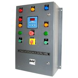 Three Phase Ki-Machines Automation Control Panel, Packaging Type: Standard Wrap, Automation Grade: Automatic