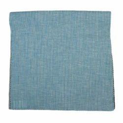 Light Blue Striped Fabric
