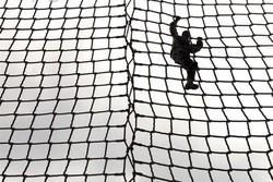 PP Rope Climbing Net