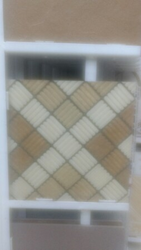 Model A New Source For 4 X 4 Bathroom Tiles In Classic Midcentury Pastel Colors  Classic Tile, Inc, Based In Brooklyn, NY Some Of The Colors Look Lovely  That Yellow Yummy!  And The Price Is Right Prices For These Tiles Run From $175 To