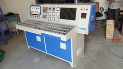 Asphalt Drum Mix Control Panel