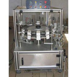 Semi Automatic Rotary Vertical Cartoning Machine