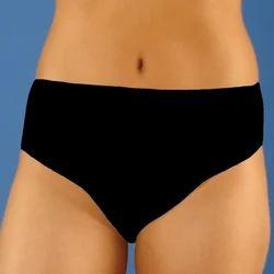 Black Disposable Panties