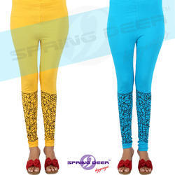 Spring Deer Leggings