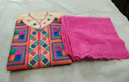 Cotton Casual Wear Salwar Kameez