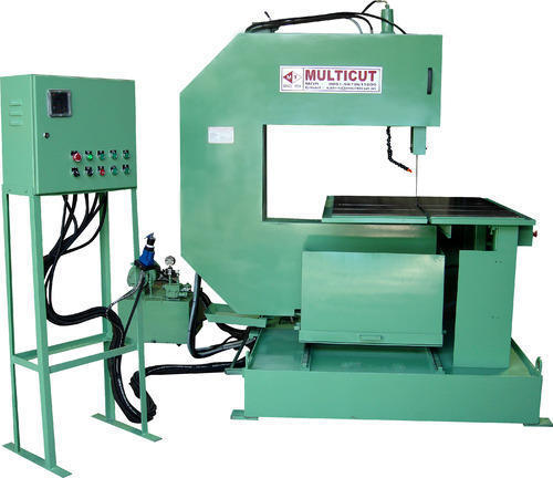 Cutting Machine - Steel Grating Cutting Machine Manufacturer from