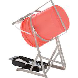 Electric and Manual Bucket Tipper