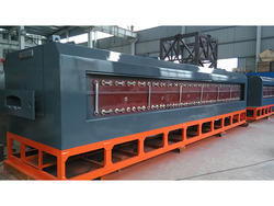 Mesh Belt Furnace For Sintering