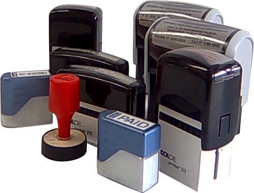 rubber stamps self ink at rs 80 piece self ink stamp id