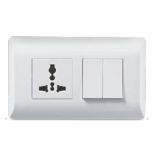 Havells 5    15 Amp Electrical Switch  220