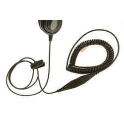 PolyCom Phones RJ Headset