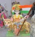 Bharat Mata Marble Statue