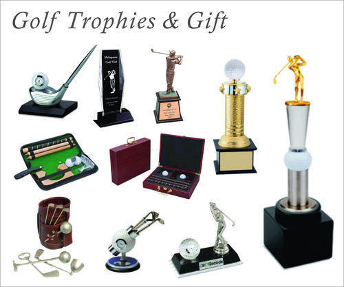 Golf Trophies & Gifts