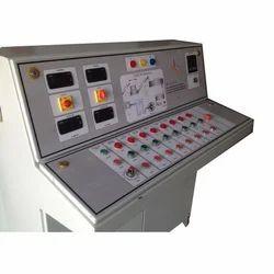 Three Phase Wet Mix Plant Control Panel