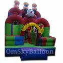 Kids Bouncy Tower Castle
