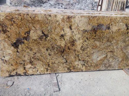 Brazil Gold Granite For Countertops 20 25 Mm Rs 160 Square Feet