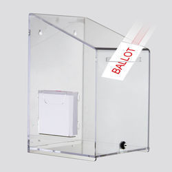 Wall Mounting Ballot Box