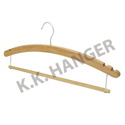 Crescent Wood Hanger