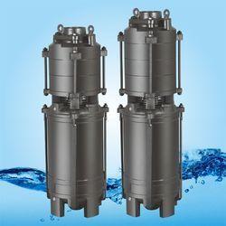 Vertical Submersible Open Well Pump