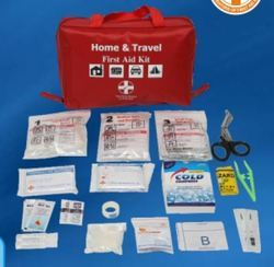 Home and Travel First Aid Kits