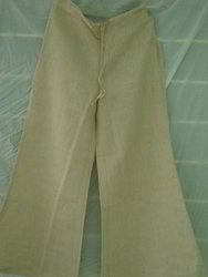 Khadi Cotton Plazzo Pants