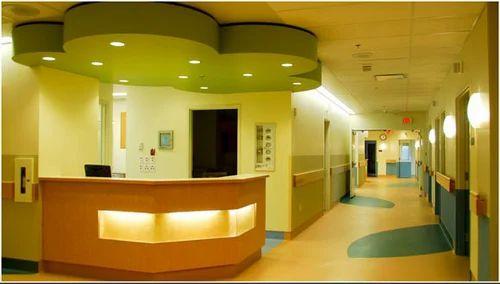 Hospital Interior Design Services & Hospital Interior Design Services in Chandrapur Pratibimb Design ...