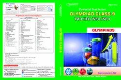 Comprint English Olympiad Class 9th IMO / IEO / NSO / NCO DVD