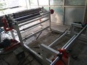 Fabric Slitting Rewinding Machine