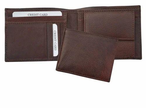 Designer Leather Wallet
