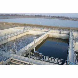 MBBR Sewage Treatment Plant