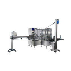 Ss304 And Ss316 Automatic Bottle Filling Machine