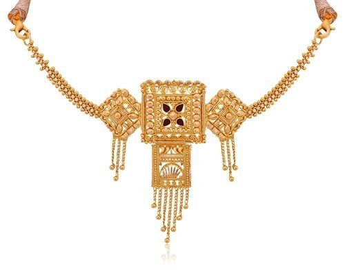 Gold Necklace 15 Gram Gold Necklace Retailer From Delhi