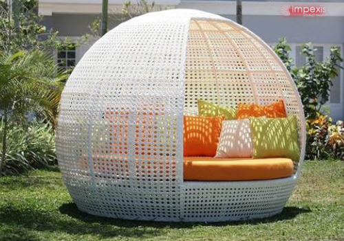 Dome Pool Outdoor Furnitures