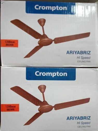 68 Crompton Ariya Briz Ceiling Fan Warranty 2 Year Rs 1450 Piece Id 20240307173